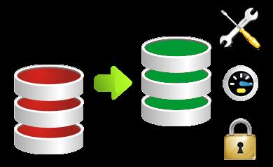 Usługi bazodanowe Oracle