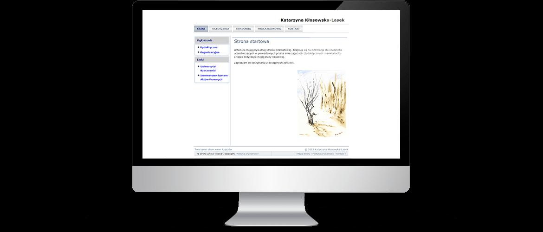 Strony WWW Rzeszów -Przykład
