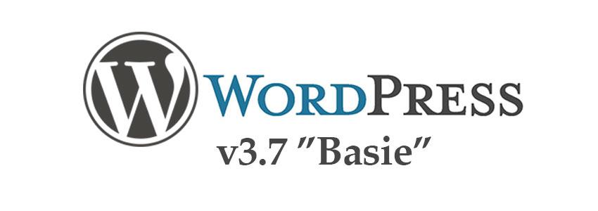 WP v3.7 Basie