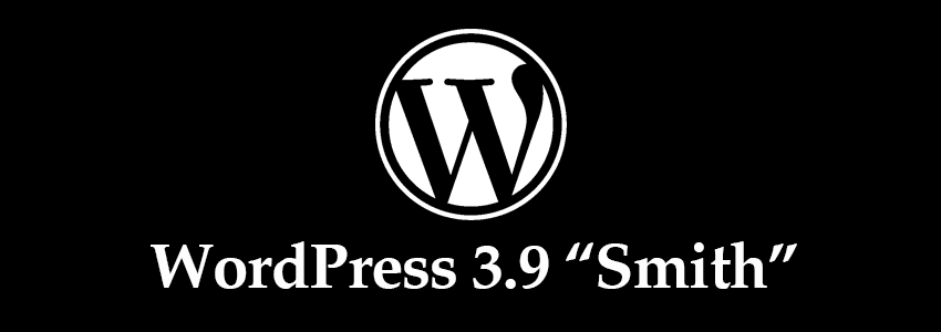 WordPress v3.9 Smith